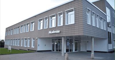 Clădirea clinicii Belia din Germania