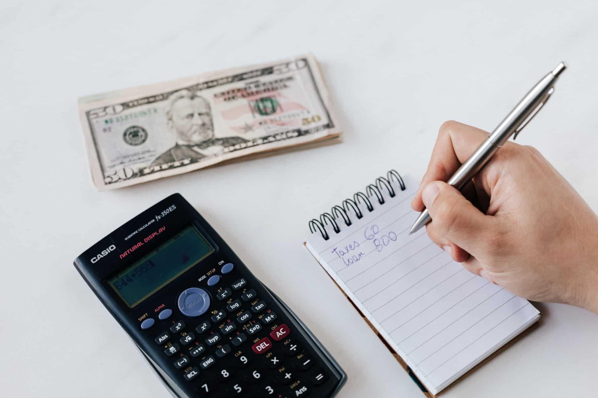 Organizarea bugetului personal